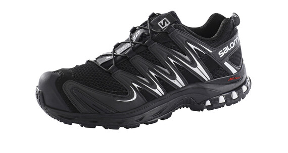 Salomon XA Pro 3D Trailrunning Shoes Women black/black/white